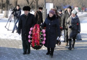 Blagoveschensk_city-Russia-In_Conmemoration_of_Lenin-21.01.2014