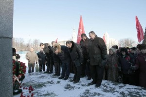 Boronezh_city-Russia-In_Conmemoration_of_Lenin-21.01.2014
