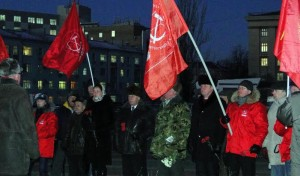 Kursk_city-Russia-In_Conmemoration_of_Lenin-21.01.2014