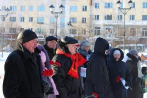 Magadan_city-Russia-In_Conmemoration_of_Lenin-21.01.2014