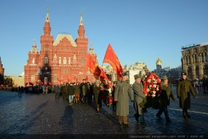 Moscow-Lenin-Russia-In_Conmemoration_of_Lenin-21.01.2014 (3)