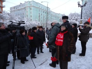 Murmansk_city-Russia-In_Conmemoration_of_Lenin-21.01.2014