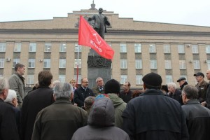 Orel_city-Russia-In_Conmemoration_of_Lenin-21.01.2014