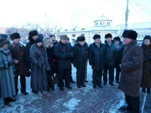 Ryazan_city-Russia-In_Conmemoration_of_Lenin-21.01.2014