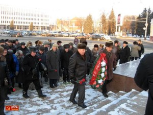 Tambov_city-Russia-In_Conmemoration_of_Lenin-21.01.2014