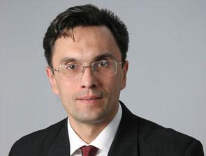 Deputy Vladimir Bessonov